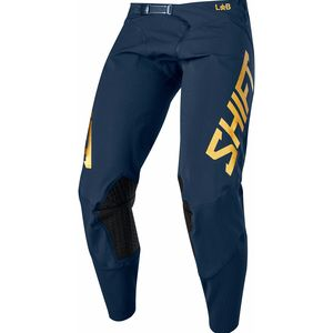 Pantalon Cross Shift Whit3 Label - Navy Gold 2018