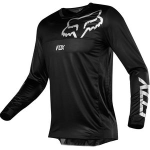 Maillot Cross Fox Airline - Black 2019