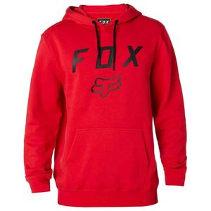 Sweat LEGACY MOTH FLEECE  Rouge