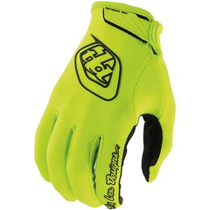 Gants cross AIR - SOLID - YELLOW FLUO 2020 Yellow Fluo