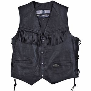 Gilet Richa With Frangels