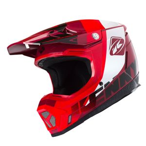 Casque cross PERFORMANCE RED CANDY 2019 Rouge
