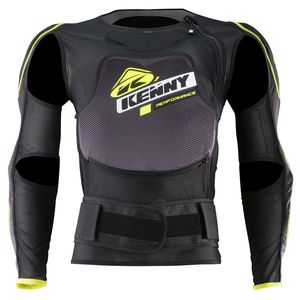 Gilet de protection PERFORMANCE + 2021 Noir