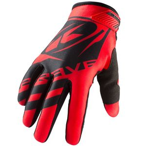 Gants cross BRAVE RED ENFANT  Rouge