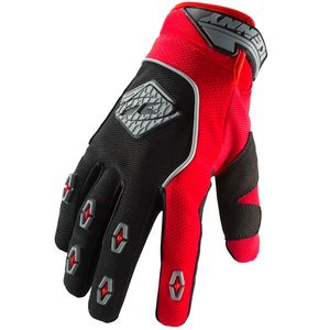 Gants SAFETY RED  Rouge