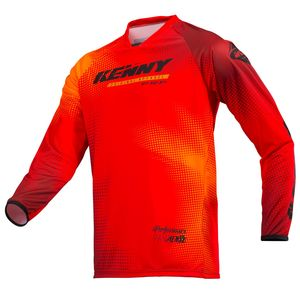 Maillot cross PERFORMANCE PARADISE RED 2019 Rouge