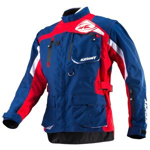 Veste enduro TITANIUM RED 2021 Rouge
