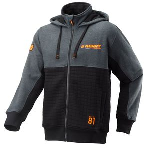 Sweat RACING  Noir/Gris
