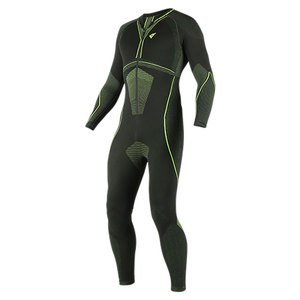 Sous-combinaison D-CORE DRY SUIT  Black/Yellow fluo