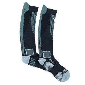 Chaussettes D-CORE HIGH SOCK  Black/anthracite