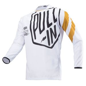 Maillot cross MASTER WHITE GOLD 2019 Blanc/Or