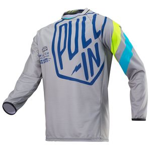 Maillot cross MASTER GREY LIME 2019 Gris/Vert