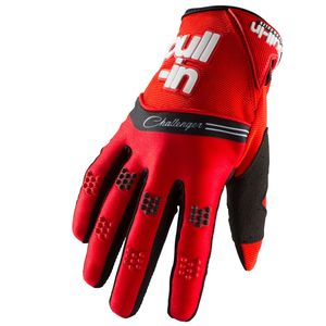 Gants cross CHALLENGER RED 2019 Rouge