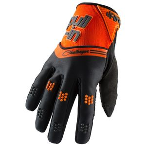 Gants cross CHALLENGER ORANGE ENFANT  Orange