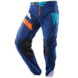 Pantalon cross MASTER NAVY ORANGE 2019 Bleu/Orange
