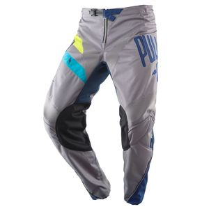 Pantalon cross MASTER GREY LIME 2019 Gris/Vert