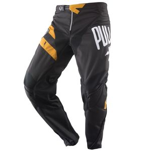 Pantalon cross MASTER BLACK GOLD ENFANT  Noir/Or