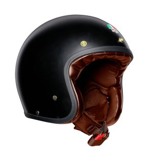 Casque Agv X70 - Mono Matt Gold