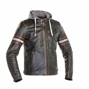 Blouson TOULON 2  Black Red