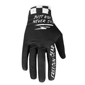 Gants cross DEVO - SPEED - BLACK 2019 Black