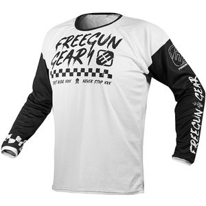 Maillot cross DEVO - SPEED - WHITE 2020 White