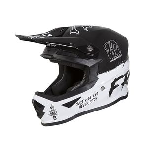 Casque cross XP-4 - SPEED - BLACK GLOSSY 2021 Black