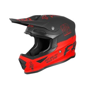 Casque cross XP-4 - SPEED - RED MATT 2021 Red
