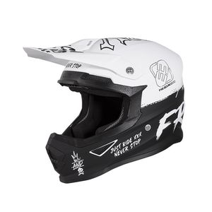 Casque cross XP-4 - SPEED - WHITE MATT 2021 White