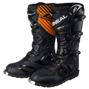 Bottes cross RIDER - BLACK 2020 Black