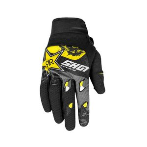 Gants cross CONTACT - ROCKSTAR 2020 2020 Grey Neon Yellow