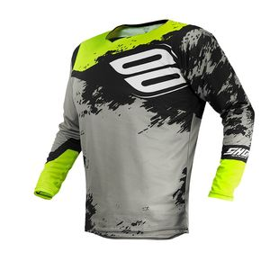Maillot cross CONTACT - SHADOW - GREY NEON YELLOW 2020 Grey Neon Yellow