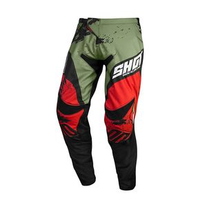 Pantalon cross CONTACT - SHADOW - KAKI RED 2020 Kaki Red