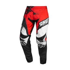 Pantalon cross CONTACT - SHADOW - RED WHITE 2020 Red White