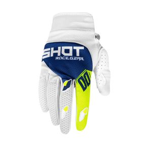 Gants cross CONTACT - TRUST - NAVY BLUE WHITE 2020 Blue White