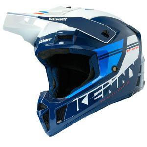 Casque cross PERFORMANCE PRF - GRAPHIC - BLUE CANDY NAVY 2020 Blue