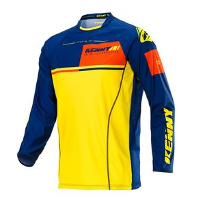 Maillot cross TITANIUM - YELLOW 2020 Yellow
