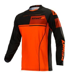 Maillot cross TITANIUM - BLACK ORANGE 2020 Black Orange
