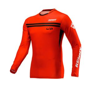 Maillot cross TRIAL UP - COMPRESSION - RED 2021 Red