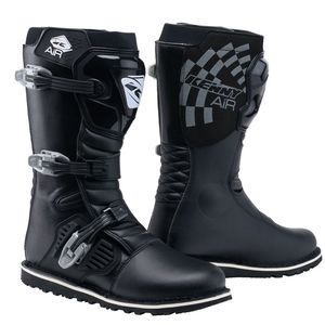 Bottes cross TRIAL AIR - BLACK 2021 Black