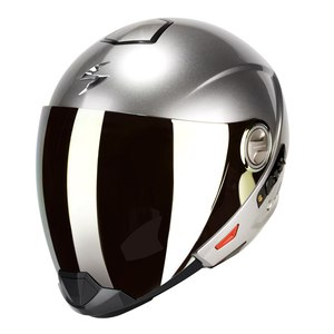 Casque EXO-300 AIR - UNI BRILLANT  Hypersilver