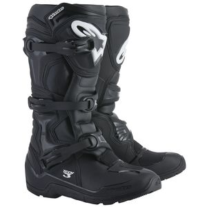 Bottes Cross Alpinestars Tech 3 Enduro Black 2018