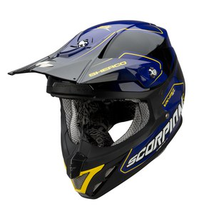 Casque Cross Scorpion Exo Vx-20 Air - Sherco