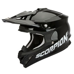 Casque cross VX-15 EVO AIR - BLACK 2018 Noir