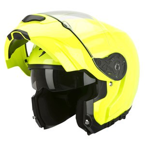 Casque Scorpion Exo Exo-3000 Air - Jaune Fluo