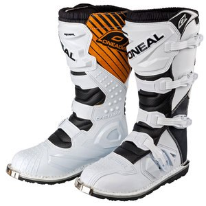 Bottes cross RIDER - WHITE 2019 White
