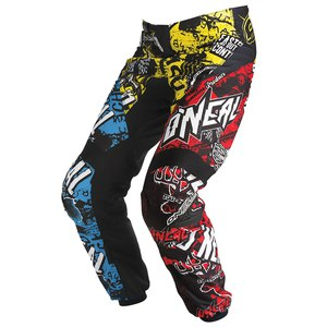 Pantalon cross ELEMENT YOUTH - WILD - MULTICOLORE -  Multicolore