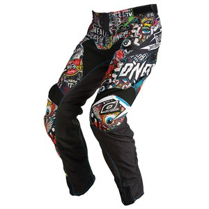 Pantalon cross MAYHEM CRANK - 2021 Multicolore