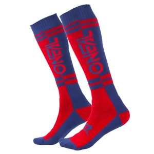 Chaussettes MX - TWO FACE - BLUE RED  Blue/Red