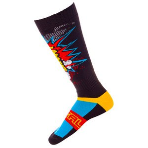 Chaussettes MX - BRAAAPP  Multicolore
