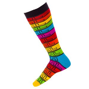 Chaussettes MX - SPECTRUM  Multicolore